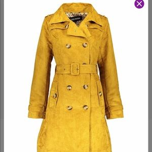 EEUC Steve Madden trench coat size L